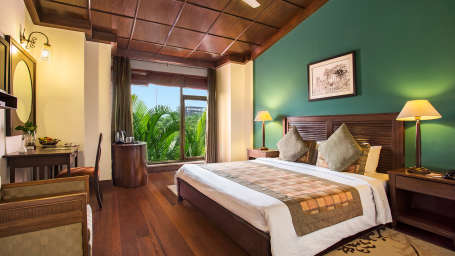 The Riverview Retreat, Corbett Corbett Deluxe room