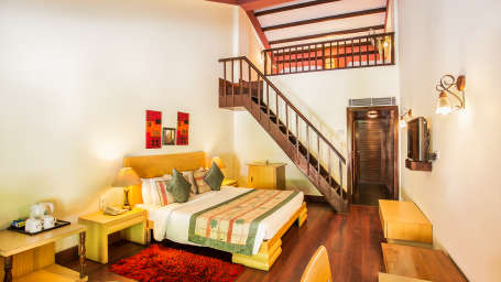 The Riverview Retreat, Corbett Corbett Duplex room 2