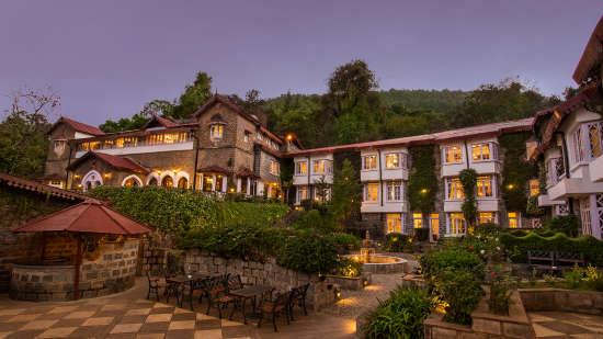 Leisure Hotels  Facade 1