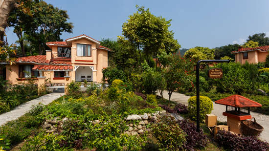 The Haveli Hari Ganga Hotel, Haridwar Haridwar Cottages