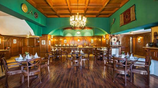 The Naini Retreat, Nainital Nainital Restaurant