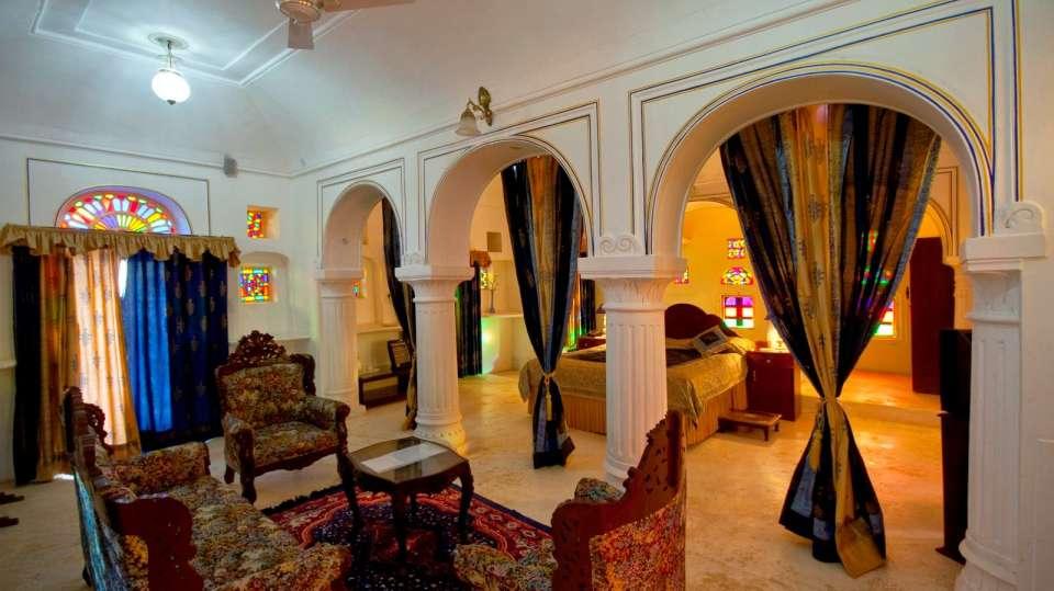 Rajputana Suite..