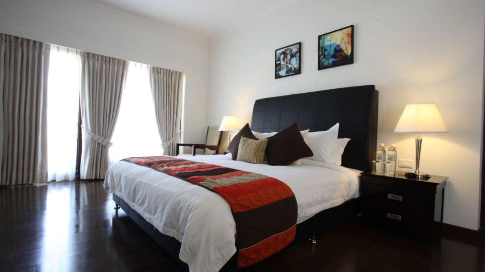 Moksha Himalaya Spa Resort, Chandigarh Chandigarh Moksha Suite Moksha Himalaya Spa Resort Chandigarh 7