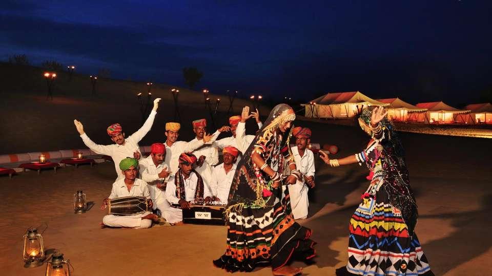 Cultural Program Tao Experience Jaisamler
