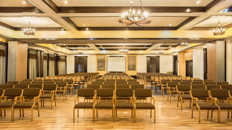 The Riverview Retreat, Corbett Corbett Conference Hall