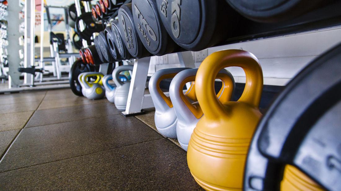Gym at Boma Nairobi, hotel in Nairobi
