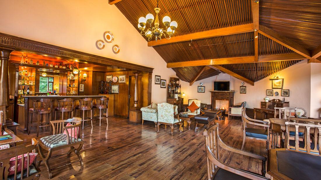 The Naini Retreat, Nainital Nainital Stella bar pic 2