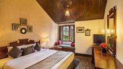 The Naini Retreat, Nainital Nainital Superior room