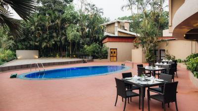 Pool at Hotel Sarovar Portico Lonavala 2