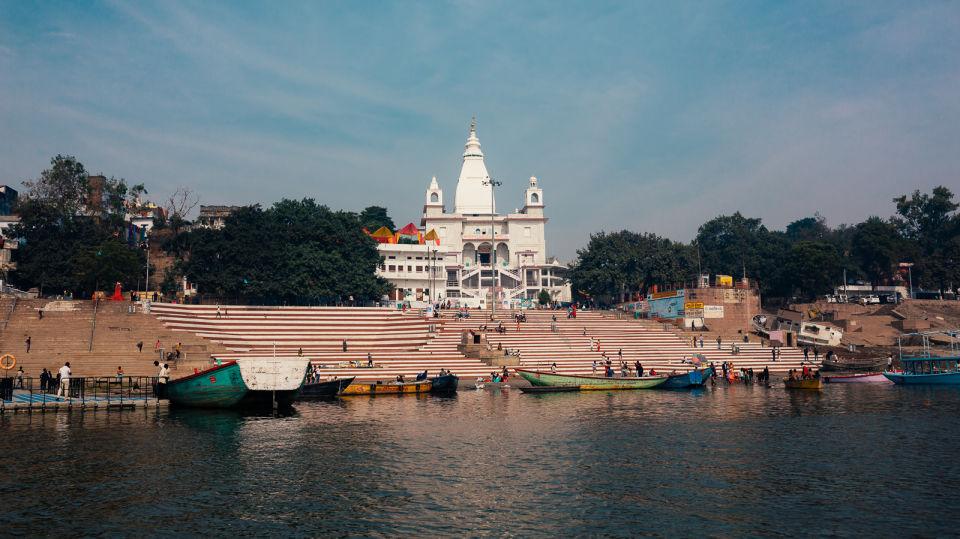 Ravidass Temple at Rajghat