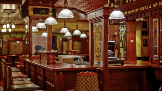 The Moon and Six Pence, Hablis Hotel, Pub in Chennai 2