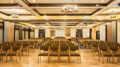 The Riverview Retreat, Corbett Corbett Conference Hall