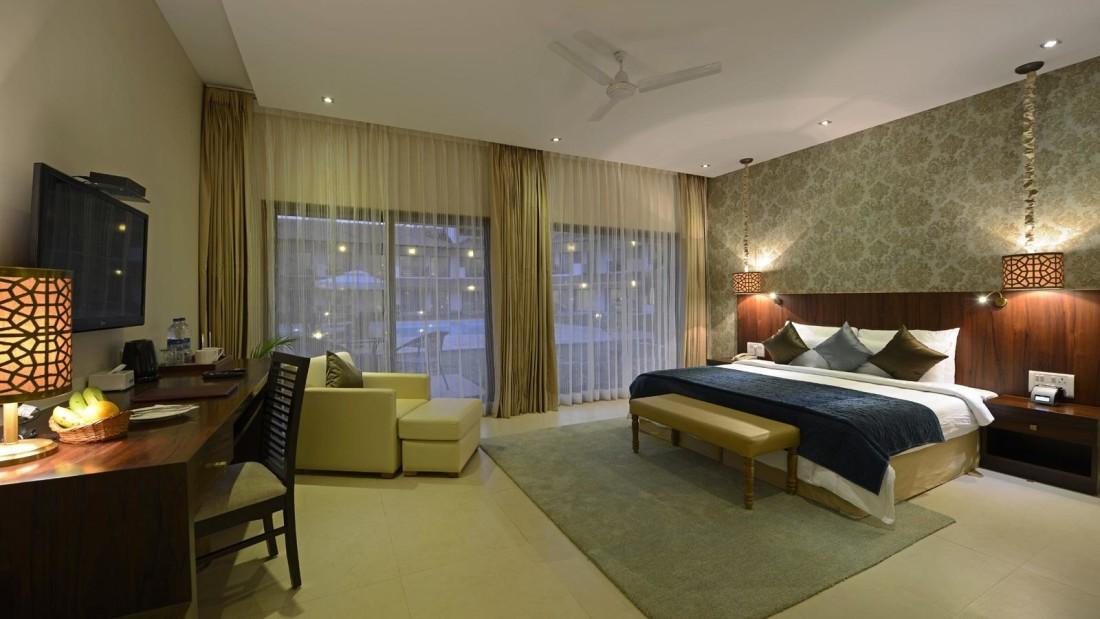 Deluxe Rooms 4, Luxury Resort in Alibaug, Rooms in Alibaug, Suites in Alibaug, Villas in Alibaug