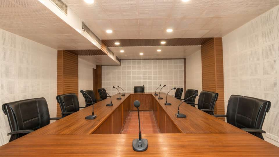 Board Room, Hotel Pacific Dehradun, hotel on Rajpur Road, Best hotel in Dehradun