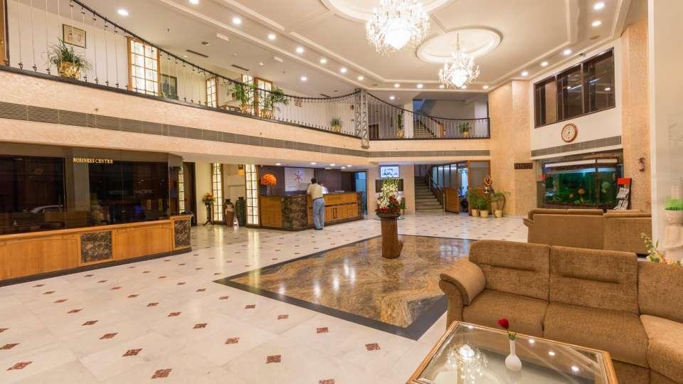 Lobby1, Hotel Pacific Dehradun, hotel on Rajpur Road