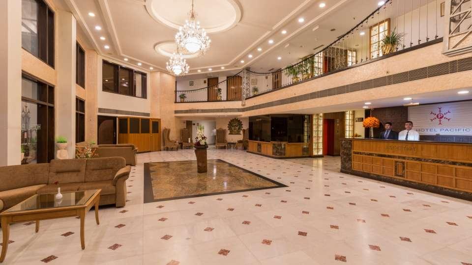 Lobby2, Hotel Pacific Dehradun, Best hotel in Dehradun