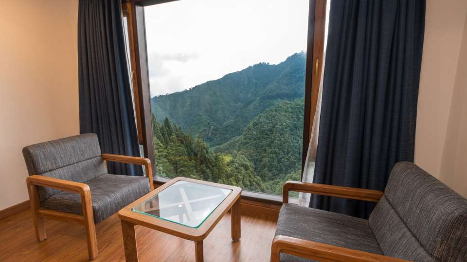premium rooms1, Hotel Pacific Mussoorie, luxury hotel rooms in Mussoorie