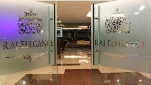 Hotel Raj Elegance, HRBR Layout, Bangalore Bangalore entrance hotel raj elegance hrbr layout bangalore
