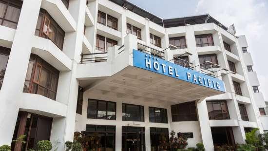 Facade, Hotel Pacific Dehradun, 4-Star Luxury hotel in Dehradun