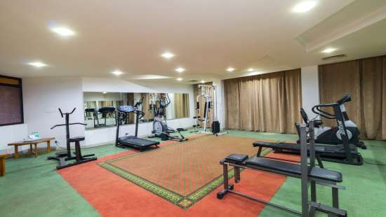 Power Gym, Hotel Pacific Dehradun, 4-star hotel in Dehradun