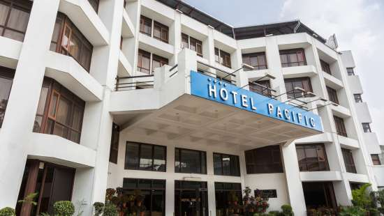 4-Star Hotel in Dehradun, Pacific Hlotel Dehradun, facade 2