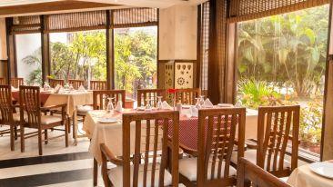Paradise Restaurant, Hotel Pacific Dehradun, Hotel Pacific Mussoorie
