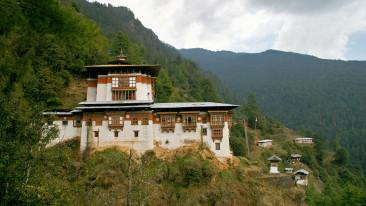 Cheri Goemba Bhutan