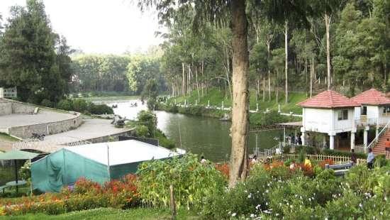 Wallwood Garden - 19th C, Coonoor  Sim s Park Coonoor