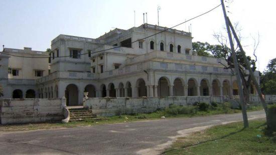 The Baradari Palace - 19th C, Patiala Patiala Revitalization The Baradari Palace Patiala 1