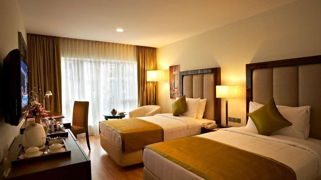Hotel Adarsh Hamilton - Richmond Town, Bangalore Bengaluru Hotel Adarsh Hamilton in Richmond Town Bangalore Luxury Hotel EXECUTIVE TWIN 1