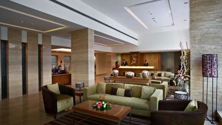 Hotel Adarsh Hamilton - Richmond Town, Bangalore Bangalore Hotel Adarsh Hamilton in Richmond Town Bangalore Luxury Hotel LOBBY 1
