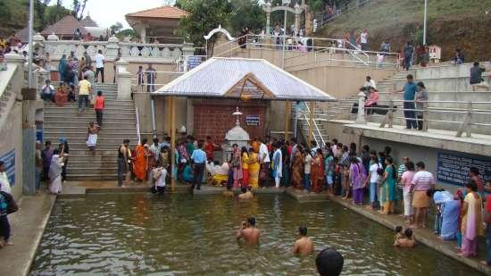 Kadkani Riverside Resort, Coorg Coorg Thalakkaveri Temple  Karnataka