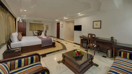 KK Beacon Rajkot HotelSuite room.2 1