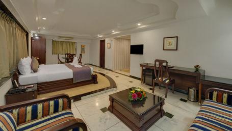 KK Beacon Rajkot HotelSuite room.2 1