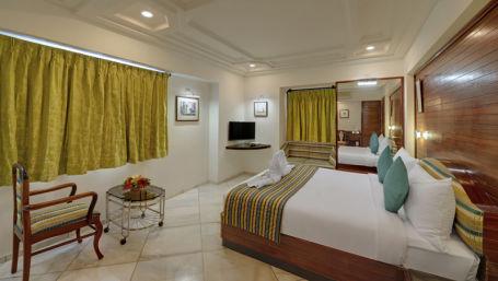 KK Beacon Rajkot Hotel Executive room