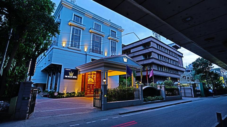 The Rialto Hotel Bangalore Bangalore Facade Nightview The Rialto Hotel Bangalore