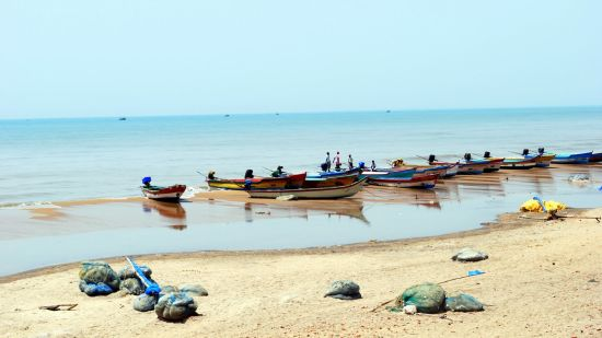Boat Rides, Activities around Bungalow On The Beach, Tranquebar hotels