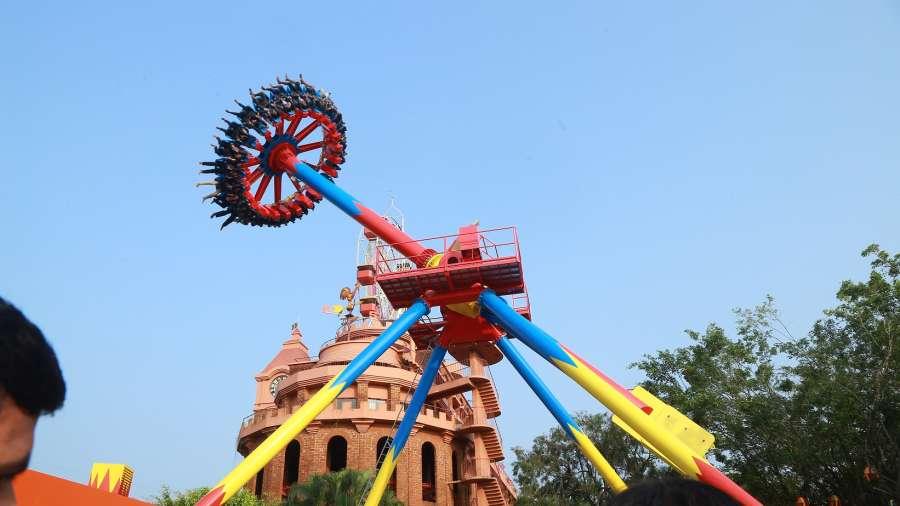 Kochi Park Kochi IMG 5293