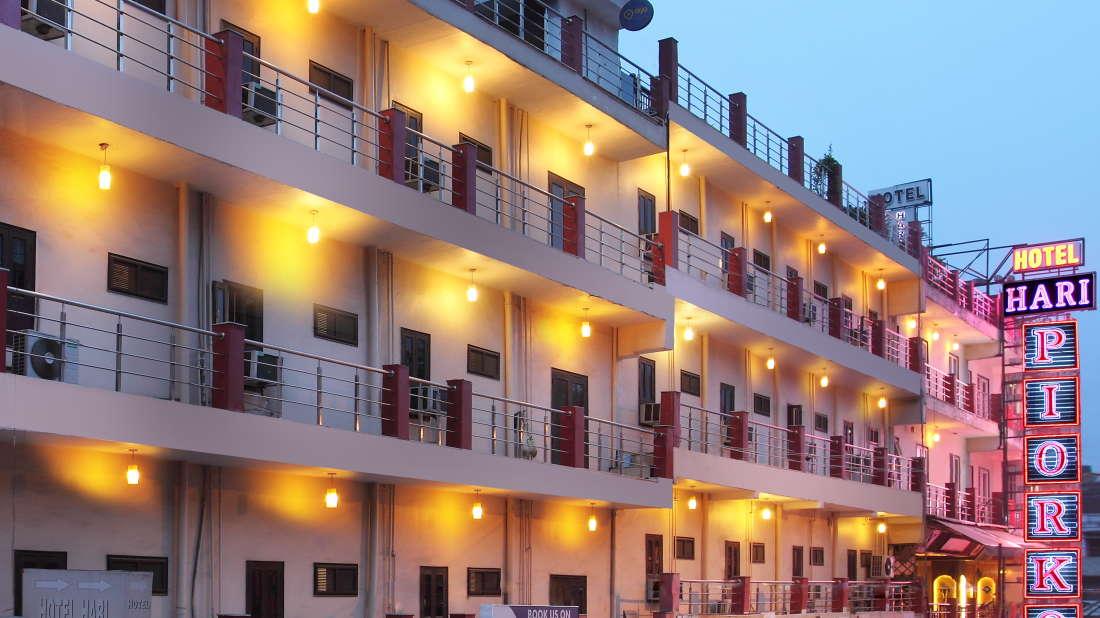 Hotel Hari Piorko - Paharganj, New Delhi New Delhi Hotel Exterior Hari Piorko Paharganj New Delhi 2