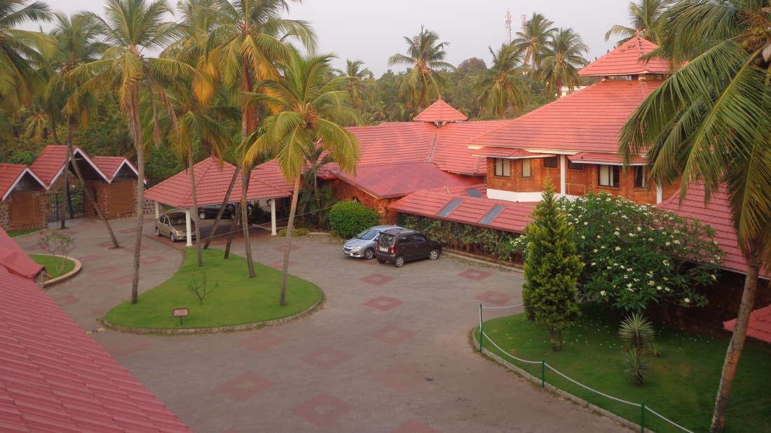 Location, Sree Gokulam Nalanda Resorts, Luxury Resort in Kasaragod