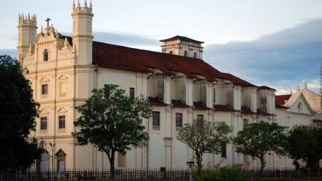Stay Simple Resorts  St. Francis Church at Velha Goa