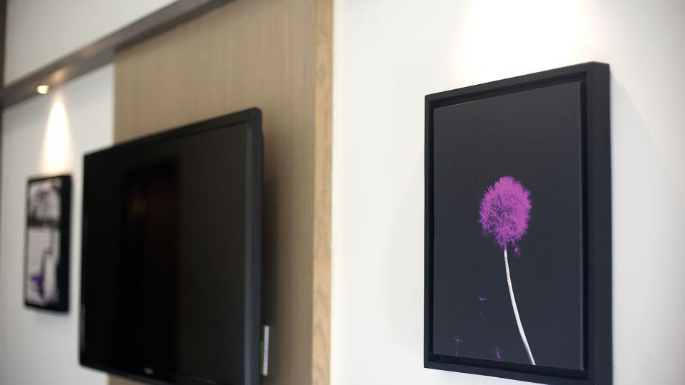 Interiors Purple Cloud Hotel Bangalore Airport Hotel 5