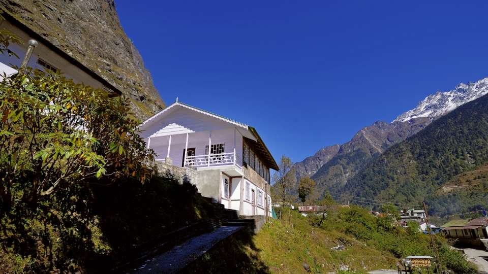 Exterior View 4 at Summit Alpine Resort Lachung