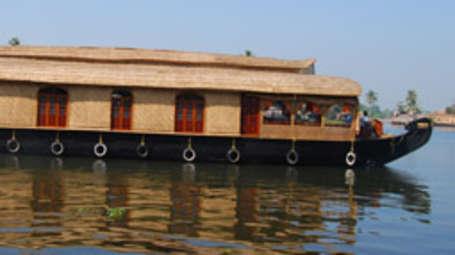 Kadavil Lakeshore Resort, Alappuzha Alappuzha Houseboat Kadavil Lakeshore Resort Alappuzha