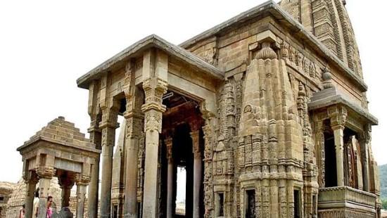 Baijnath shiv temple RS Sarovar Portico Palampur
