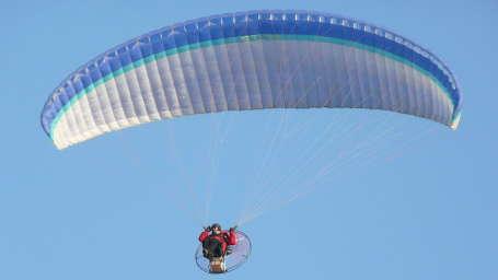 Ojaswi Himalayan Resort Nainital 1280px-Powered paragliding 1450620