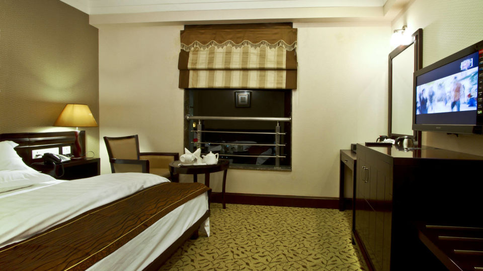 Accommodation at Premium Deluxe rooms in Patna