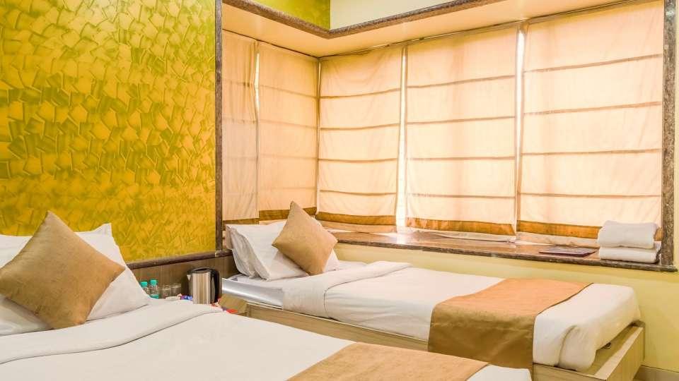 Dragonfly Apartments, Andheri, Mumbai Mumbai Two Bedroom Dragonfly Service Apartments Emerald Krishna Enclave Andheri Mumbai