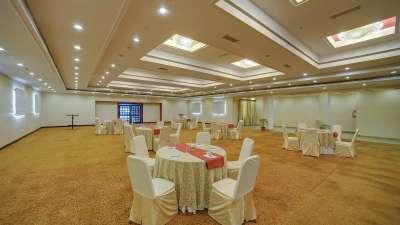 Banquet Halls at Hotels Royal Sarovar Portico Siliguri Hotels