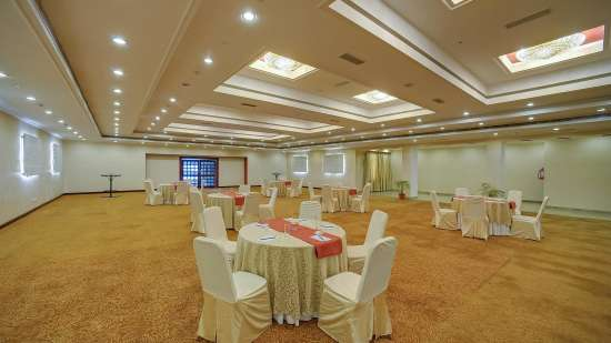 Banquet Halls at Hotels Royal Sarovar Portico Siliguri Hotels